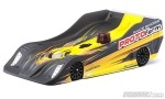 PFR18 Light Weight Clear Body for 1:8 On-Road
